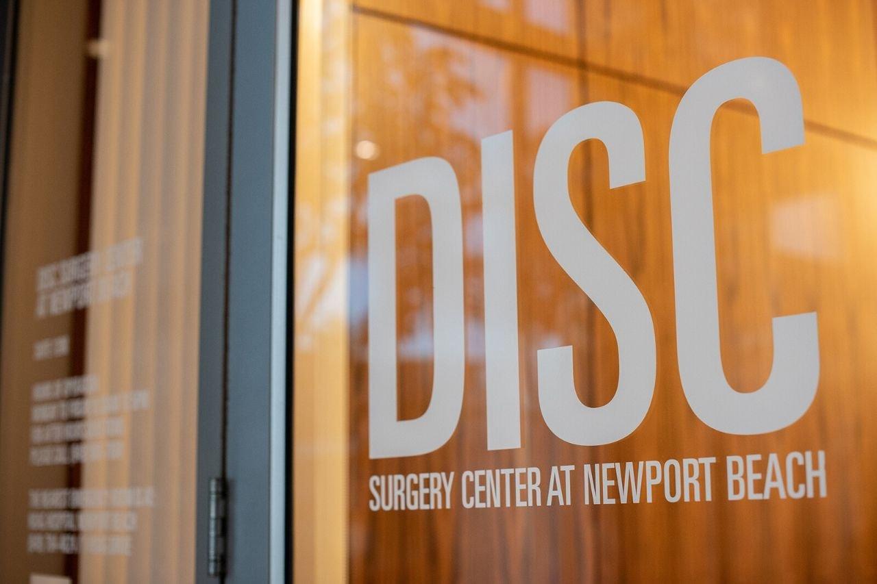 DISC Surgery Center Newport Beach