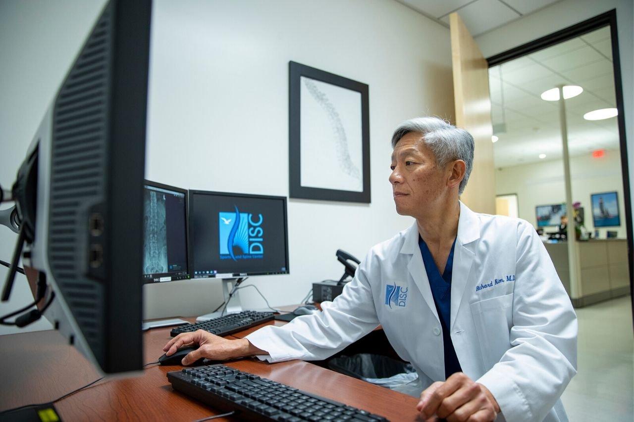 DISC Surgery Center Doctor Kim