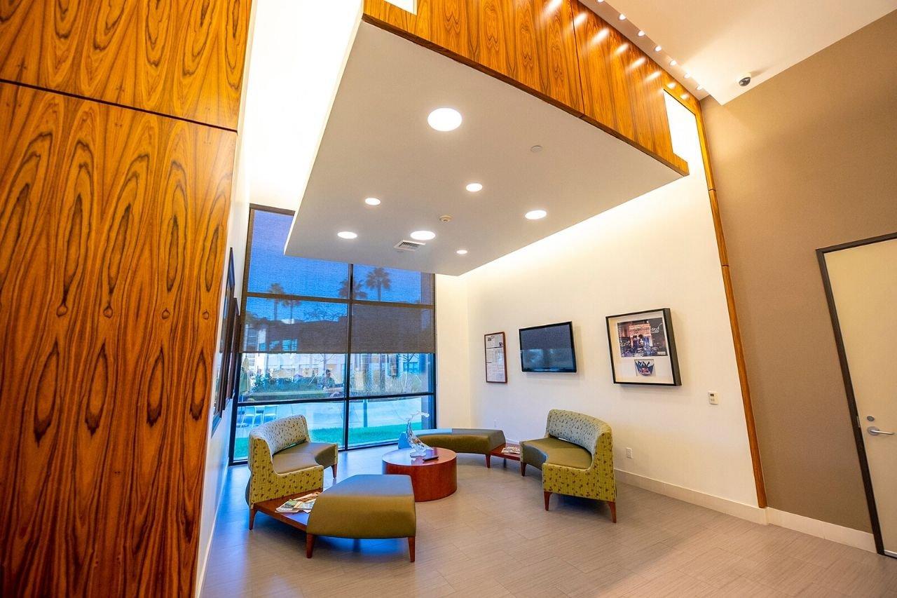 DISC Surgery Center Lobby