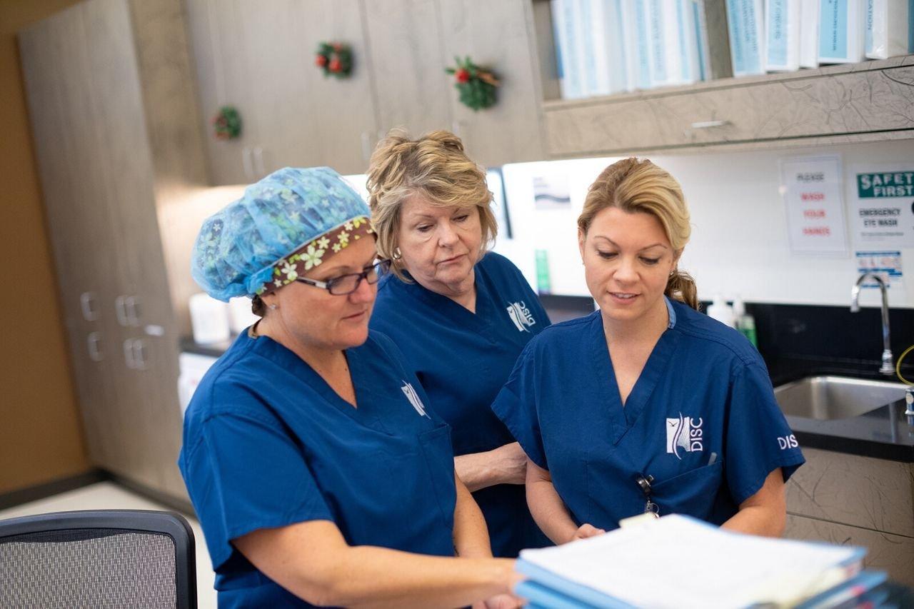 DISC Surgery Center Nurses