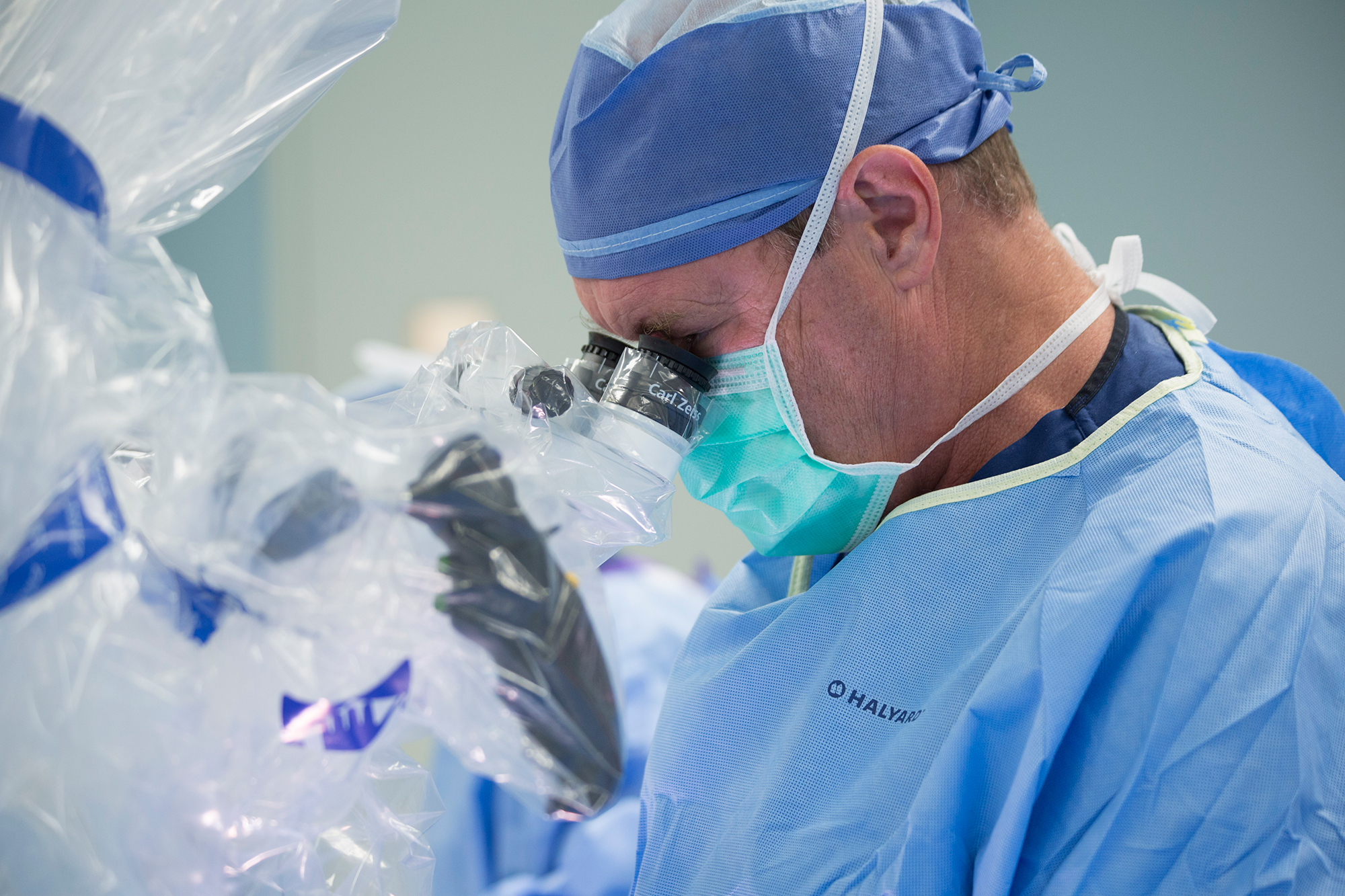 Dr. Bray Operating