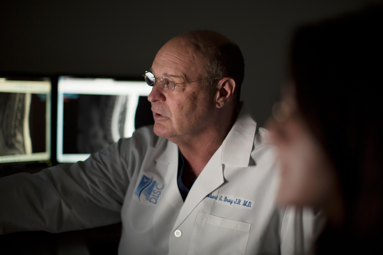 Meet Dr Bray