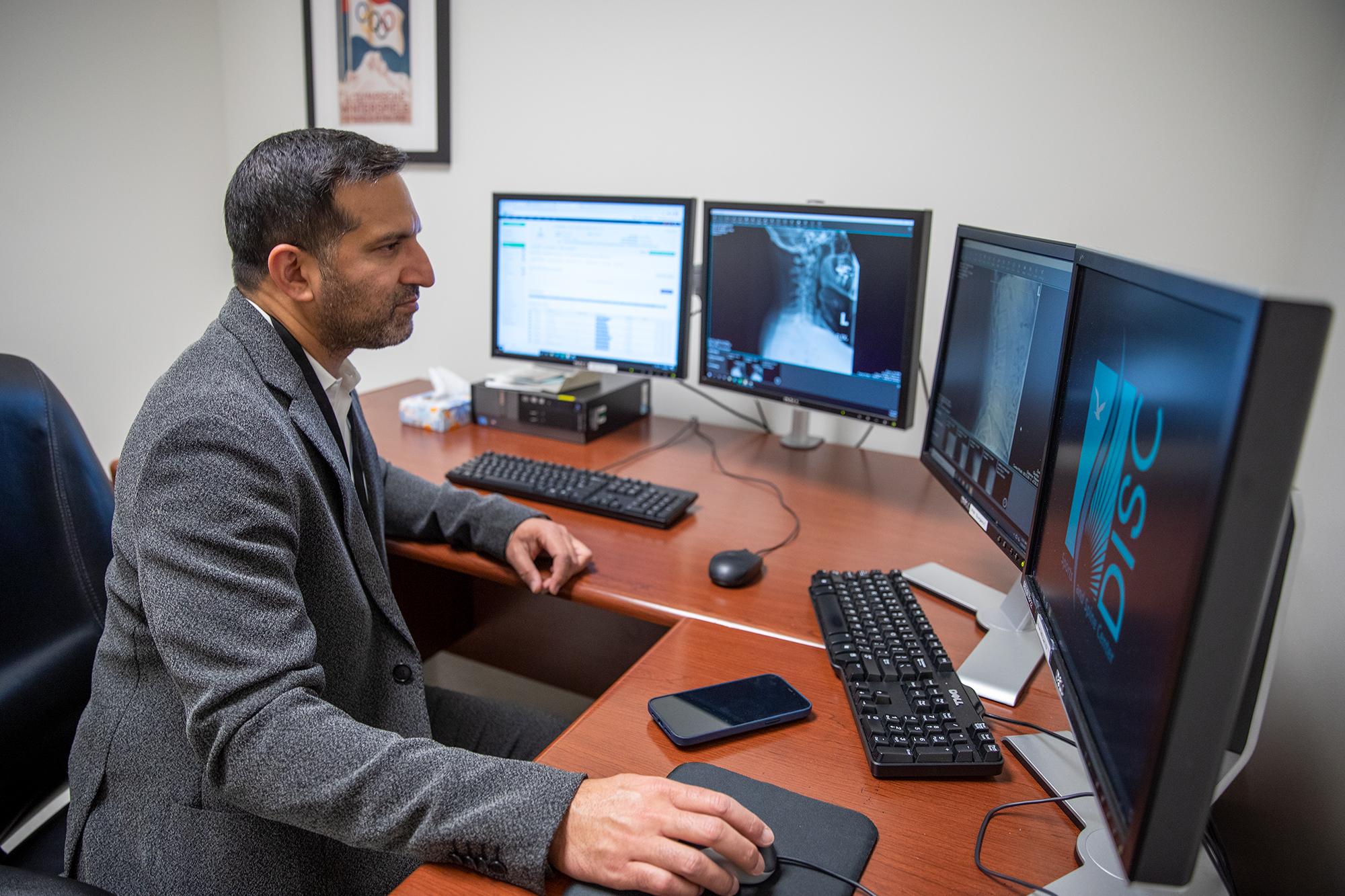 Meet Dr. Mesiwala