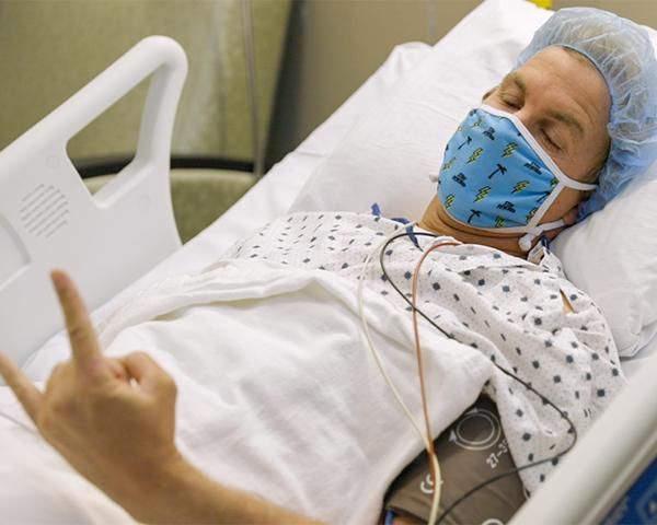 Jamie OBrien Pre-Surgery