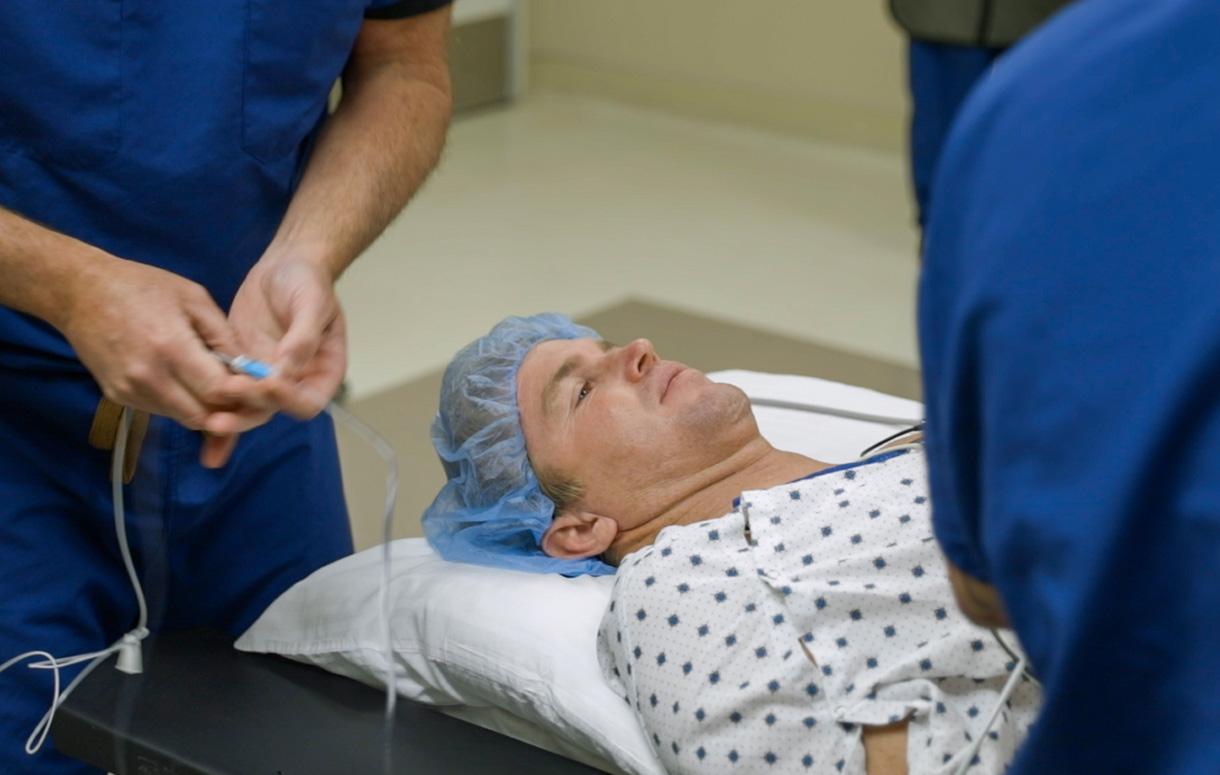 Jamie OBrien Surgery at DISC